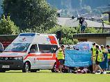 Schock bei Bremen-Testspiel: Ajax-Spieler erleidet Herzstillstand
