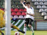 Der Sport-Tag: DFB-Junioren scheitern an England