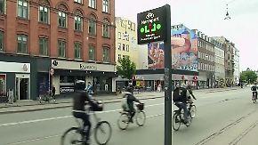 Vorreiter der modernen Mobilität: Kopenhagen führt Leitsystem für Radler ein
