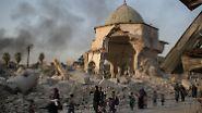Eroberung eines Trümmerfelds: Irakische Truppen befreien Mossul vom IS
