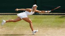 Weltranglistenführung futsch: Kerber verliert irren Wimbledon-Fight