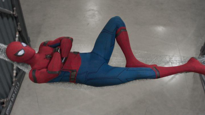 Dieser Superheld ist einfach nur lässig.