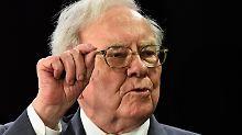 Der Börsen-Tag: Buffett stockt bei Lanxess auf