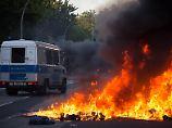 """Protestforscher über G20-Einsatz: """"Die Polizeiführung hat völlig versagt"""""""