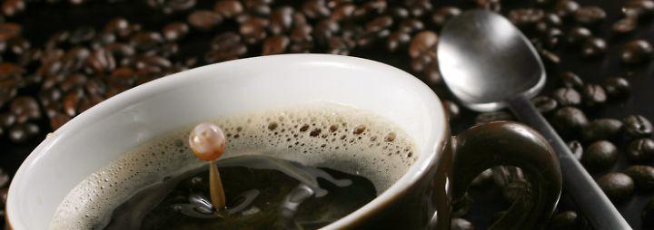 Schwarzes Gold für die Gesundheit: Kaffee weckt langfristig Lebensgeister