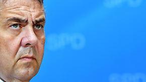 """""""Auch den Rücktritt von Merkel fordern"""": Gabriel bläst zum Frontalangriff auf die Union"""