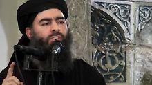 Sprachbotschaft Al-Bagdadis: Totgeglaubter IS-Chef meldet sich - angeblich