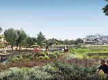Öko-Tourismus bei Paris: Disney und Center Parcs kreieren Ferienpark