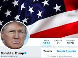 @realDonaldTrump blockt Kritiker: Twitter-Nutzer verklagen Trump
