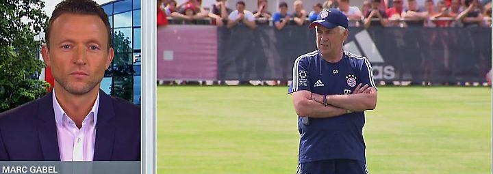 """Marc Gabel zu Rodriguez-Transfer: """"Ancelotti setzt sich selbst unter Druck"""""""