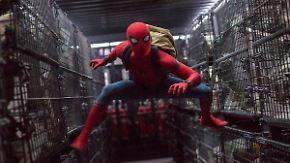 """Neu im Kino: """"Spider-Man: Homecoming"""": Peter Parker schwingt humorvoll über die Leinwand"""