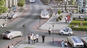 Mobilität der Zukunft: Autonomes Fahren stellt ganze Branchen auf den Kopf