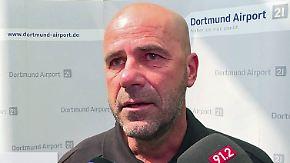 """""""Dann ist alles andere nicht mehr wichtig"""": Nouri-Schicksal schockiert BVB-Coach Bosz"""