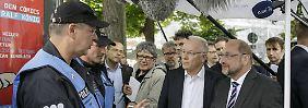 """Schulz im Schanzenviertel: """"Martin, verpiss' dich, du Bauer!"""""""