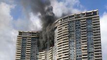 Feuer im Marco-Polo-Wohnkomplex: Mehrere Tote bei Hochhausbrand auf Hawaii