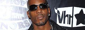 """""""Mein Leben ist in Gottes Hand"""": Gangsta-Rapper DMX drohen 44 Jahre Haft"""
