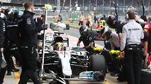 Qualifying-Gala in Silverstone: Pole-Champion Hamilton deklassiert Vettel