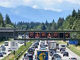 Fliegerbombe an der Autobahn: Italien bereitet Brenner-Sperrung vor
