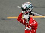 In Silverstone untermauerte Sebastian Vettel seinen Ruf als Chef-Motzki der Formel 1.