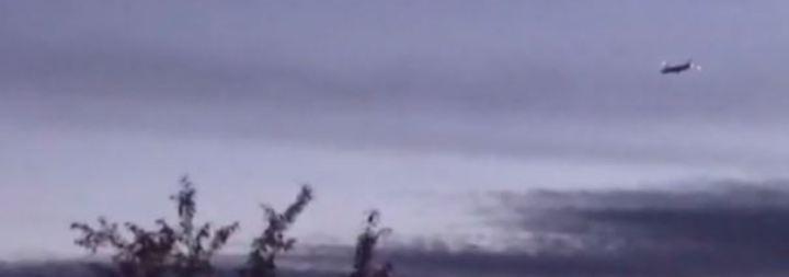 Luftalarm über Stuttgart: Bundeswehrjets fangen koreanisches Flugzeug ab
