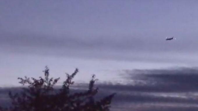 Luftalarm über Stuttgart: Bundeswehrjets fangen Flugzeug aus Korea ab