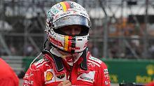 """Vettel zum Silverstone-Fiasko: """"Ich verliere nicht gerne, ich hasse es"""""""
