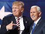 Pläne für die Zeit nach Trump: Was macht eigentlich Mike Pence?