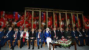 Undenkbar für europäische Politiker: Erdogan und seine Regierung rüsten rhetorisch weiter auf