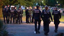 Diskussion über Krawalle: Was geschah in Schorndorf?