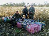 Der Tag: Argentinien verbrennt 1,8 Tonnen Kokain