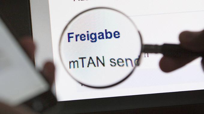 Das mTAN-Verfahren ist nicht ganz so sicher wie ein eigener Code-Generator.