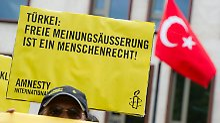 Verhaftung von Menschenrechtlern: Amnesty fordert mehr Druck auf die Türkei