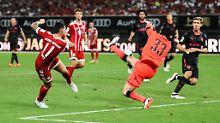 Niederlage gegen FC Arsenal: FC Bayern scheitert trotz Überlegenheit
