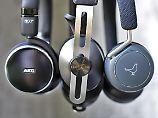Drei drahtlose On-Ear-Lärmkiller: Diese NC-Kopfhörer sind klein, aber oho