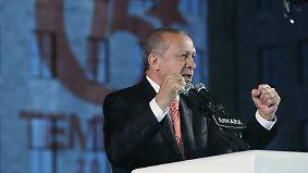 Sorge um deutsche Inhaftierte wächst: Türkei bezeichnet deutsche Konzerne als Terrorhelfer