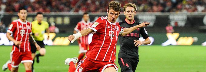 """Stresstest beim FC Bayern: """"Unverkäuflicher"""" Müller kämpft um Hoheit"""