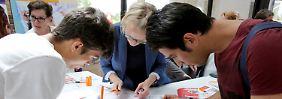 Integration läuft schleppend: Zu wenig Ausbildungsplätze für Flüchtlinge