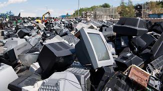 Trotz gesetzlicher Verpflichtung: Viele Händler nehmen Elektroschrott nicht zurück