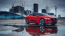 Auf Sprung zur Elektrifizierung: Jaguar erweitert Angebot um SUV