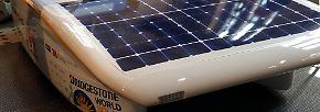 Solarauto von Aachener Studenten: Sonnenwagen geht in Australien ins Rennen