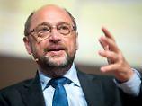 """Martin Schulz beklagt einen wachsenden """"Ultranationalismus""""."""