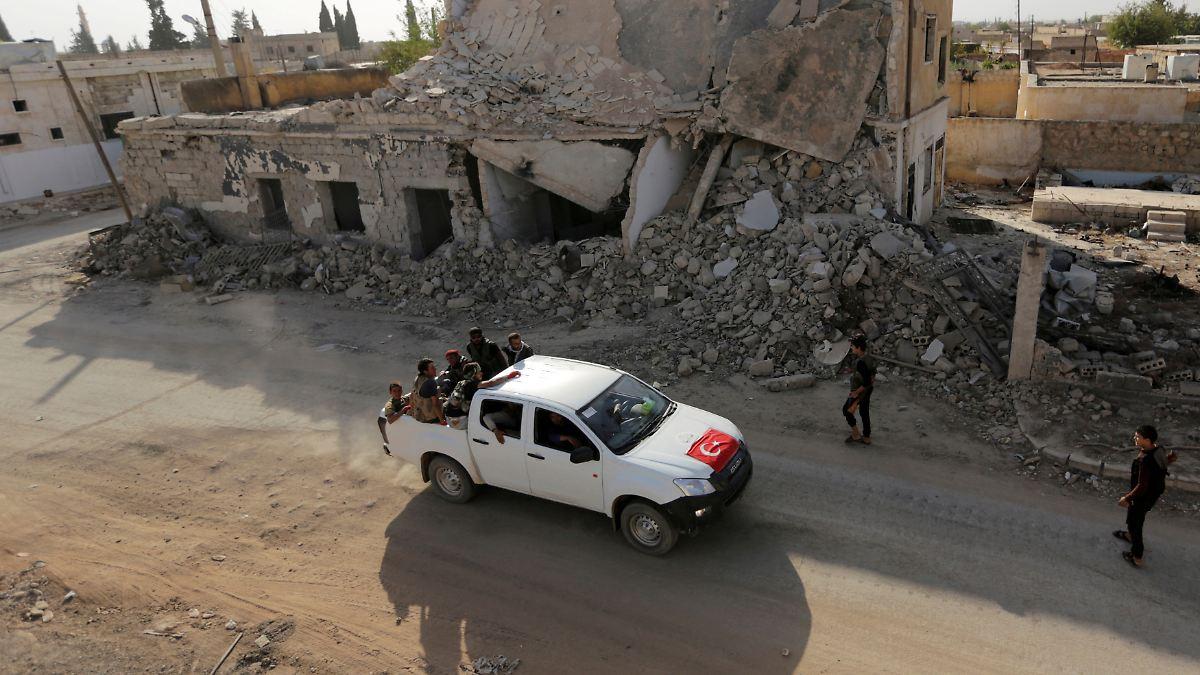 Türkei will offenbar in Syrien einmarschieren