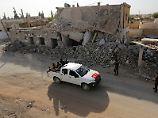 Angriff auf Kurden geplant: Türkei will offenbar in Syrien einmarschieren
