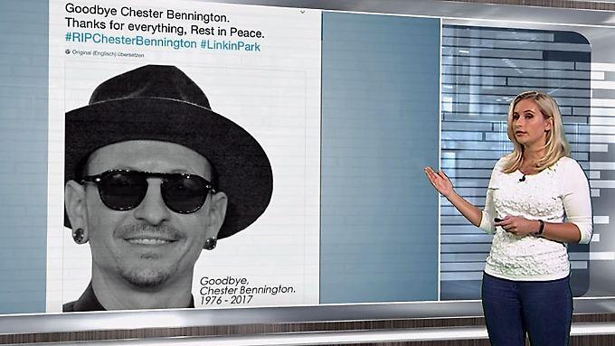 n-tv Netzreporterin: Die Welt nimmt Abschied von @ChesterBe