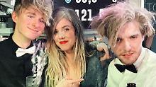 Auf Droge für die Aufklärung: Drei YouTuber im Vollrausch