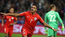 Der Sport-Tag: Super-Sturm in Paris? Alexis Sanchez angeblich im Anflug