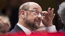 Vor der Bundestagswahl: SPD-Politiker wollen Absage an Rot-Rot-Grün