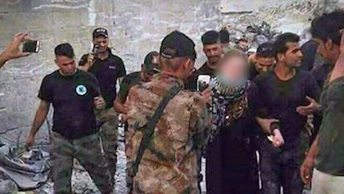 16-Jährige in Mossul festgenommen: Staatsanwaltschaft bestätigt Identität von IS-Mädchen Linda