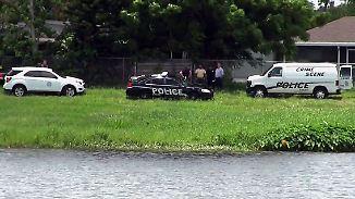 Gelächter statt Rettung in Florida: Teenager lassen Mann ertrinken