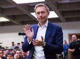 FDP-Chef Christian Lindner verteidigt seine gewagte Krim-Idee.